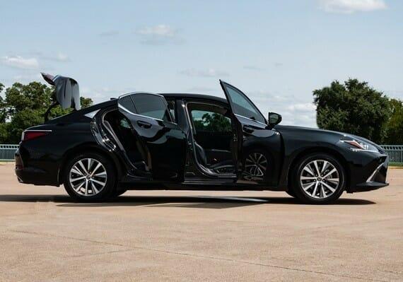 Lexus Rental
